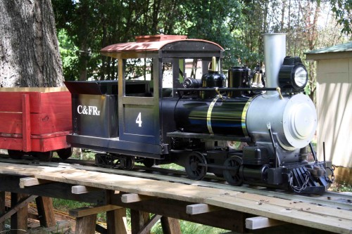 Backyard Railroad Locomotives ride on backyard trains - ride on backyard trains for sale